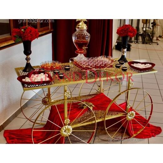 Candybar - Sunum & Servis Arabası