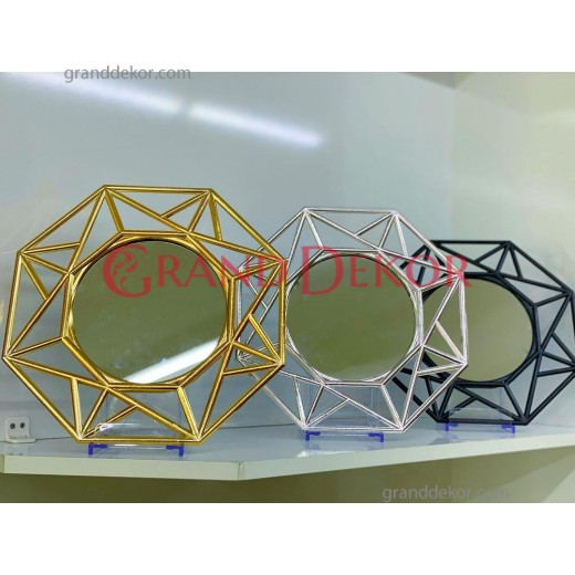 Pirizma Supla Modeli Plastik  Şeffaf