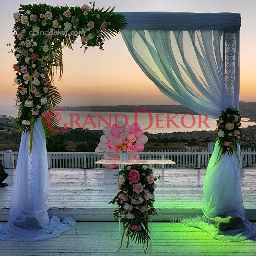 Flora Düğün Gazebosu,Flora Düğün Gazebosu Fiyatları,Flora Düğün Gazebosu modelleri