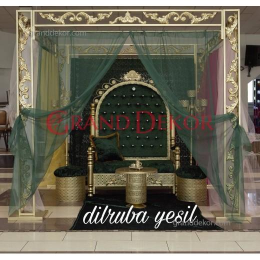 Şehzade Kına Ve Sünnet Tahtı
