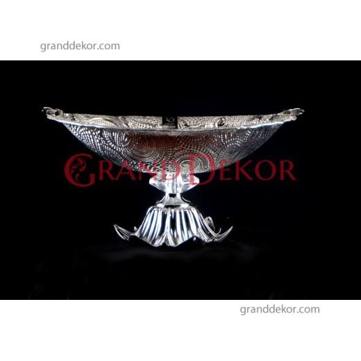 Şal Gondol Gümüş