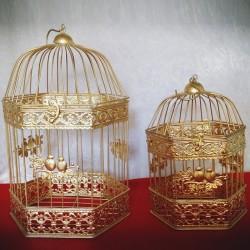 Kuş Kafesi Altıgen Takım