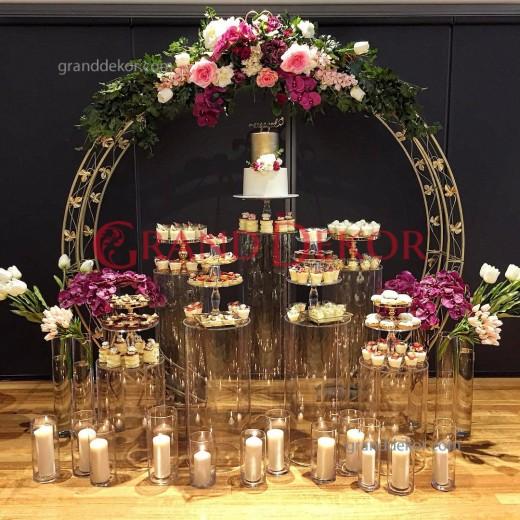 Doğum günü - Nişan - Düğün Arkafon Demiri C model